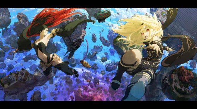【画像あり】PS4「GRAVITY DAZE 2」やってみた感想!