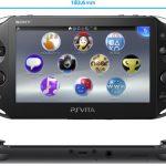 PS Vitaの重さ「219g」ってどの程度?他の携帯ゲーム機や日用品等と比較しました