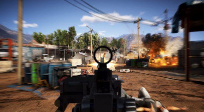 PS4「ゴーストリコン」舞台ボリビアからクレーム?過激な海外のアクションシューティングについてコアゲーマーと語りました。