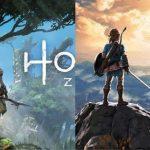NSゼルダ、PS4ホライゾンどっちが面白い?プレイヤー同士良さを語りました。前編