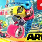 【Switch】ARMS(アームズ)ってどんなゲーム?体験会の感想を三行で教えてください。まとめ