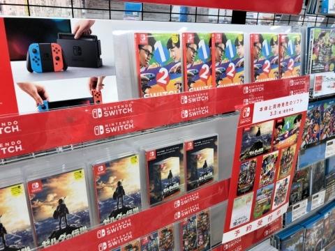 まとめ:Nintendo Switchゼルダ以外でみんな何やってる?オススメゲーム教えて