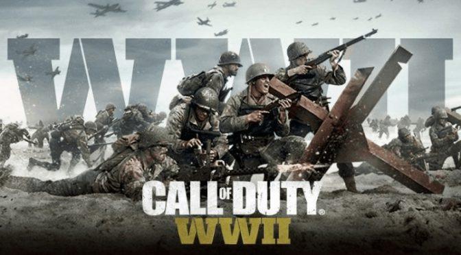 「CoD:WWII(Call of Duty)」過去シリーズと比べて面白い?感想まとめ