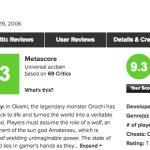 PS4/Xbox/PC「大神(OKAMI)」海外プレイヤーの評価、メタスコアが凄い!