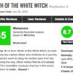 PS3「ニノ国 白き聖灰の女王」メタスコア、海外プレイヤーの評価は?