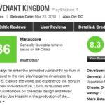 PS4「二ノ国II レヴァナントキングダム」メタスコア、海外の評価は?