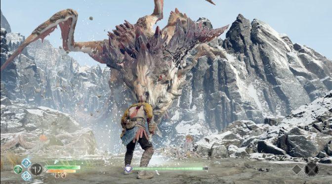 PS4「ゴッド・オブ・ウォー」ファミ通・Amazon・メタスコアの評価は?