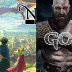 PS4「二ノ国Ⅱ」と「ゴッド・オブ・ウォー」こっちが面白い!理由を考えてみた。