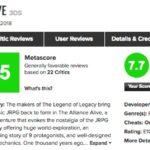 3DS「アライアンス・アライブ」メタスコア、海外プレイヤーの反応は?