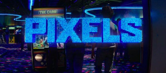 何コレ、面白い…。ファミコン世代が観た映画「ピクセル」の感想
