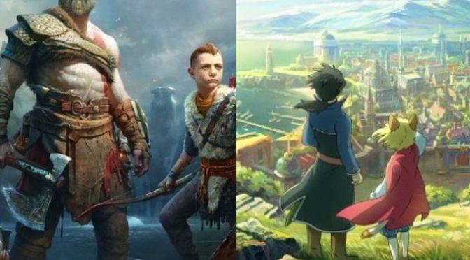 PS4「God of War」と「二ノ国2」をどっちも購入してから2ヶ月後の現在。