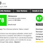 3DS「メイドインワリオ ゴージャス」のノリに、海外プレイヤーの反応、メタスコア、評価は?