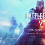 Battlefield(バトルフィールド)5オープンβの感想をプレイヤー同士で話しました。
