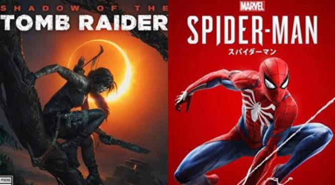 まとめ:PS4トゥームレイダーとスパイダーマン、どっち買ったらいい?