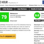PSVRのFPS「Firewall Zero Hour」の海外での評価が凄い!メタスコアは?