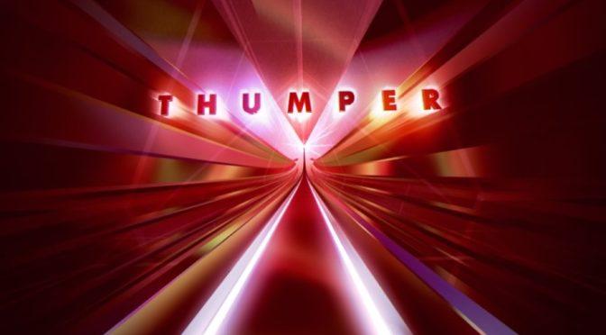 PSVRでスピード、疾走感、グルーヴを求めるならこの「Thumper」がオススメかも!