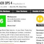 「Call of Duty Black Ops 4」海外プレイヤーの評価が低い!?その理由は?