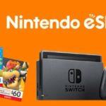 [Switch/3DS]ニンテンドーeショップのダウンロード版ソフトをギフトで送る方法。