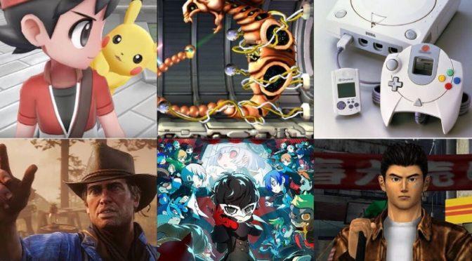 【まとめの金曜日】今週SNSで最も盛り上がったゲームランキング5本!(11/30)