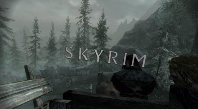 PSVRのRPG「スカイリムVR」をやってみた感想と結果…!