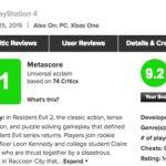 リメイク「バイオハザード RE:2」海外の評価が凄い!メタスコア、人気の理由は?