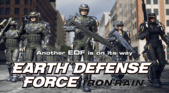 「EARTH DEFENSE FORCE:IRON RAIN」EDF地球防衛軍と違うけどどこが面白い?まとめ