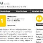 メタスコアは低め?「デモンエクスマキナ」海外プレイヤーの評価がイマイチな理由は?