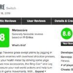 Switch「リングフィットアドベンチャー」メタスコア、海外プレイヤーの評価も高い!