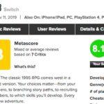 「ロマサガ3」海外プレイヤーの評価、人気、メタスコアは?