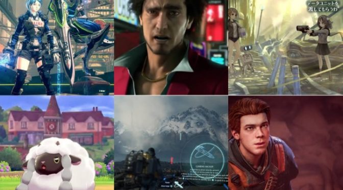 2019年冬 ゲーマー同士で語る、今やっているゲーム、気になるゲームは何ですか?