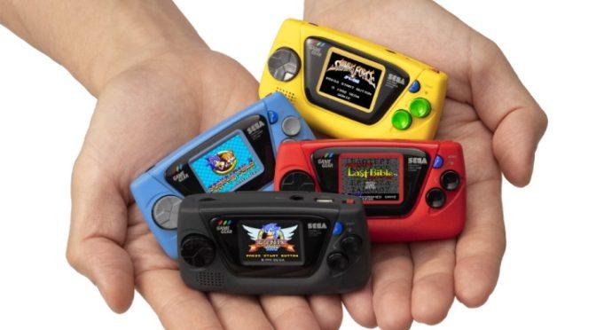 「ゲームギアミクロ」人気カラーは?ランキングを調べてみた結果。