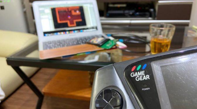 ゲームギア吸い出し機 最新版「GGダンパー」バージョン2をMacで試してみた!
