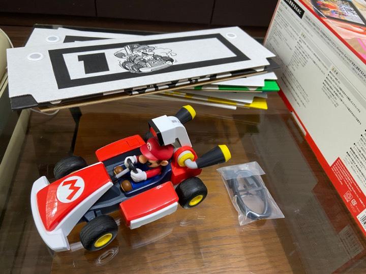 マリオカートライブホームサーキットの感想。遮蔽物やワイヤレス通信 ...