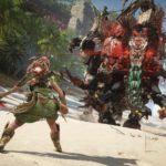 Horizon Forbidden West最新ゲームプレイ動画の感想をメンバー同士語りました。