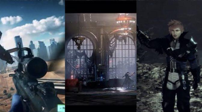 E3 2021の気になったタイトル、感想をメンバー同士で語りました。(前半)
